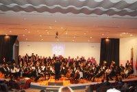 El Concert de Santa Cecília torna a omplir l'Auditori de la Fila.