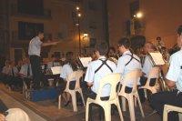 Concert de la Banda de Música a Vila-Seca