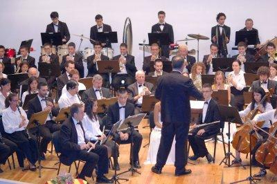 Societat Musical La Unió Filharmònica d´Amposta > Arxiu de notícies > La Fila, concerts i cercaviles a les Festes Majors d´Amposta.