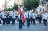 La Fila, concerts i cercaviles a les Festes Majors d´Amposta.