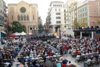 La Banda de Música de la Fila tanca el festival FEM BANDA de Lleida