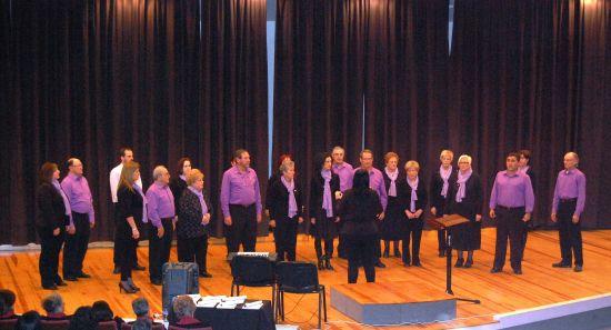 Societat Musical La Unió Filharmònica d´Amposta > Arxiu de notícies > VII APLEC DE CORALS DE LES TERRES DE L´EBRE