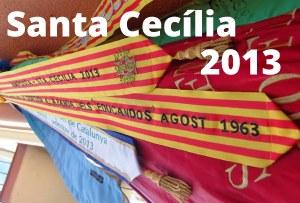 Galeria d´imatges de la celebració de Santa Cecília 2013