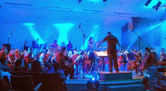 Societat Musical La Unió Filharmònica d´Amposta > Banda de Música > Un cap de setmana i un concert que es recordarà durant molt de temps !!!