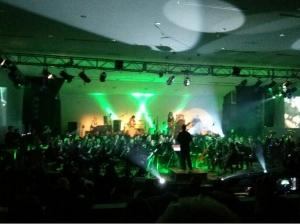 Un cap de setmana i un concert que es recordarà durant molt de temps !!!