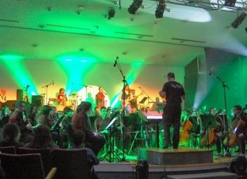 Societat Musical La Unió Filharmònica d´Amposta > Arxiu de notícies > Francesc Miró ens fa la seva crònica de Tribut a Deep Purple...