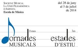 Comencen les Jornades Musicals de la Fila