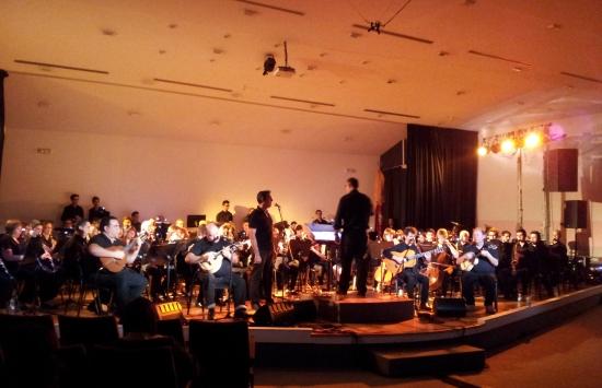 Societat Musical La Unió Filharmònica d´Amposta > Arxiu de notícies > Els romanços tradicionals i la música de banda, protagonistes del primer concert del Cicle de Música