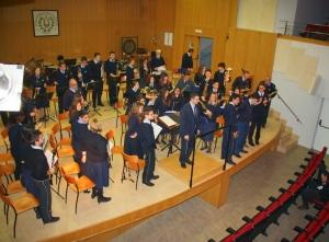 La Banda de l´Escola, a l´Ateneu del Port de València