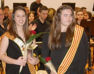 Galeria de fotos del Concert de Sant Jordi