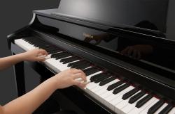 Societat Musical La Unió Filharmònica d´Amposta > Arxiu de notícies > Audició d´intercanvi dels alumnes de piano