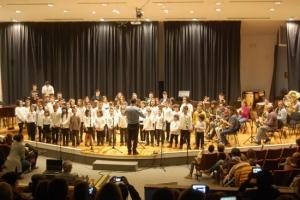 Audició-concert de Nadal dels alumnes de l´Escola de Música