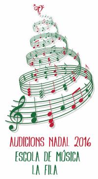 Audicions de Nadal de l´Escola de Música