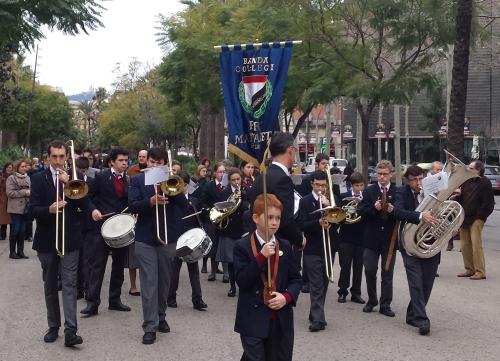 Societat Musical La Unió Filharmònica d´Amposta > Arxiu de notícies > XXXIIIa Trobada de Bandes de música de Catalunya