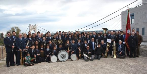Societat Musical La Unió Filharmònica d´Amposta > Banda de Música > Història