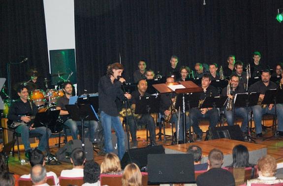 Societat Musical La Unió Filharmònica d´Amposta > Arxiu de notícies > XVI CICLE DE MÚSICA CIUTAT D´AMPOSTA - ACTUACIÓ DE LA BIRBAND