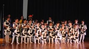 Galeria de fotos de la cantata Florinda, la vaca pallassa