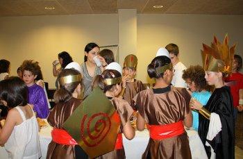 Societat Musical La Unió Filharmònica d´Amposta > Arxiu de notícies > CANTATA: <i>«On és la música?»</i>