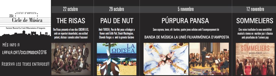 Societat Musical La Uni� Filharm�nica d�Amposta