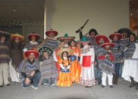 CARNAVAL 2011: VIVA MÉXICO!!!!!!!!!!!! Andelé !!!!!