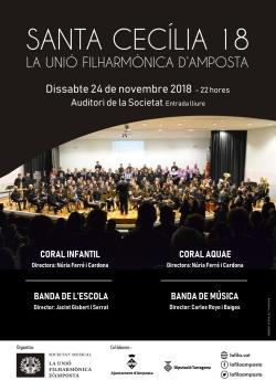 Santa Cecília 2018