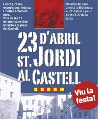 SANT JORDI AL CASTELL 2016