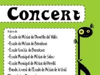 II COLÒNIES MUSICALS DE L´ESCOLA DE MÚSICA DE LA UNIÓ FILHARMÒNICA D´AMPOSTA