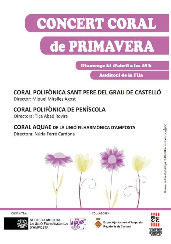 """Societat Musical La Unió Filharmònica d´Amposta > Arxiu de notícies > <img src=""""img/cartell_concert_primavera_portada.png"""">"""