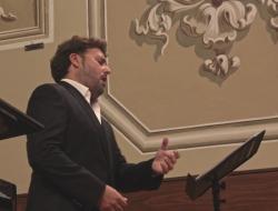 Carlos Casòliva obtè el Premi Extraordinari de final de carrera de Cant i de Música de Cambra.