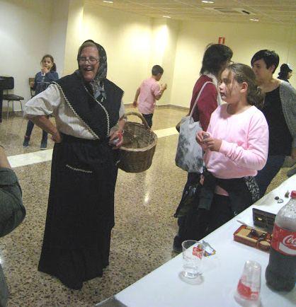 Societat Musical La Unió Filharmònica d´Amposta > Arxiu de notícies > Ens visita la Castanyera!