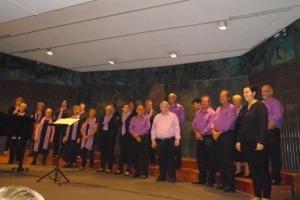 La Coral Aquae participa en un dels concerts del cicle Catalunya Coral organitzats per l´Orfeó Gracienc