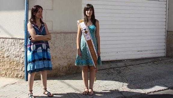 Societat Musical La Unió Filharmònica d´Amposta > Arxiu de notícies > CERCAVILA I PROCESSÓ. FESTES MAJORS AMPOSTA 2011