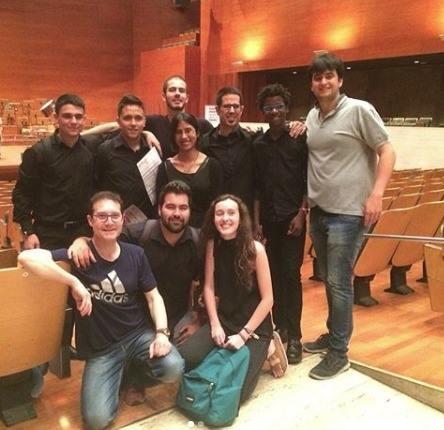 Societat Musical La Unió Filharmònica d´Amposta > Notícies > Celebrat el XV Festival Internacional de Bandes de Música de Lleida
