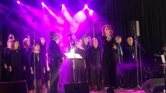 Societat Musical La Unió Filharmònica d´Amposta > Notícies > El gospel, protagonista del segon concert del Cicle de Música