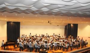 Un any més, èxit de participació a les 8enes Colònies Musicals