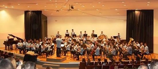 Societat Musical La Unió Filharmònica d´Amposta > Arxiu de notícies > Un any més, èxit de participació a les 8enes Colònies Musicals