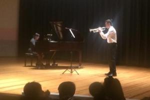 Concert de fi de grau professional de Miquel Pla