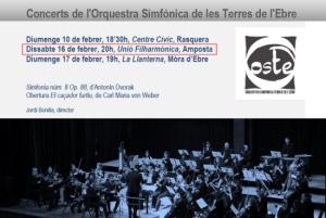Concert de l´OSTE