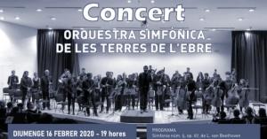 L'auditori de la Fila acollirà el concert d'hivern de l'OSTE