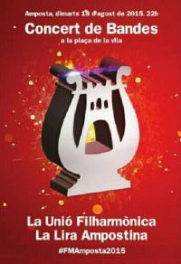 Societat Musical La Unió Filharmònica d´Amposta > Arxiu de notícies > Retransmissió en directe del 52è Concert Popular de Bandes