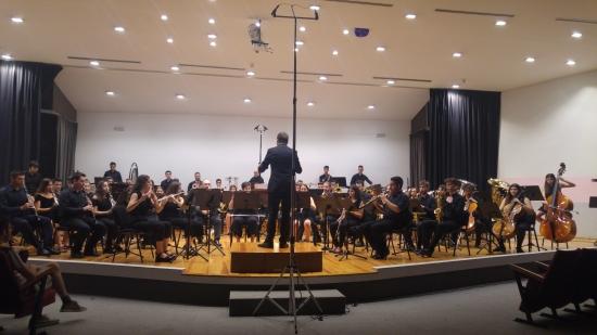 Societat Musical La Unió Filharmònica d´Amposta > Notícies > Es presenta la Banda Simfònica de les Terres de l´Ebre (BSTE)