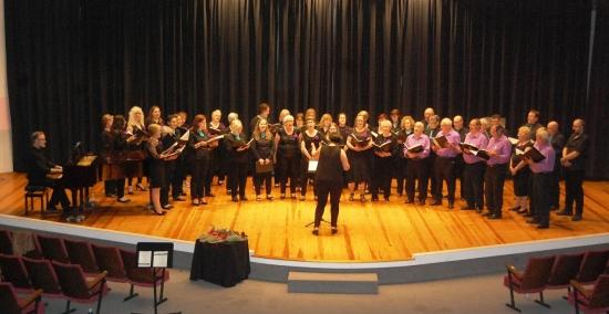 Societat Musical La Unió Filharmònica d´Amposta > Notícies > Celebrat el Concert Coral de Primavera