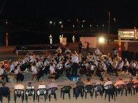 Concert a les Festes del barri de l´Acollidora