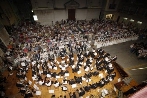 Societat Musical La Unió Filharmònica d´Amposta > Banda de Música > CONCERT POPULAR DE BANDES