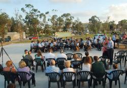Galeria d´imatges del concert de la Banda Juvenil als Eucaliptus