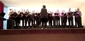 Societat Musical La Unió Filharmònica d´Amposta > Notícies > Concert de la Coral Aquae a Paüls