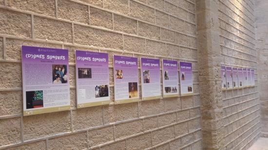 Societat Musical La Unió Filharmònica d´Amposta > Notícies > S´inaugura l´exposició (D)ones Sonores