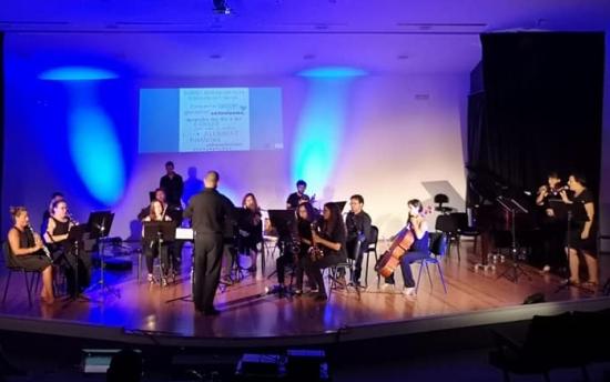 Societat Musical La Unió Filharmònica d´Amposta > Notícies > Comença un nou curs