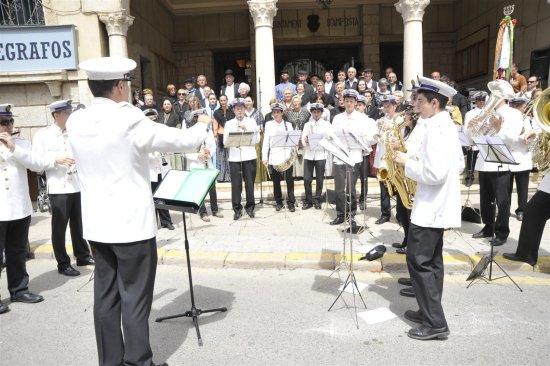 Societat Musical La Unió Filharmònica d´Amposta > Arxiu de notícies > Entrevista a Carles Royo a Amposta Ràadio