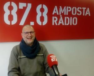 La Ciutat al dia, d´Amposta Ràdio, entrevista a Carles Royo
